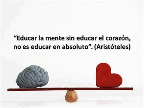 educar en la realidad inteligencia emocional frases inteligencia emocional emocional y la mente