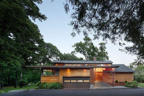 Texas Farmhouse Plans casa contempor 225 nea estilo rancho en new york casas y fachadas