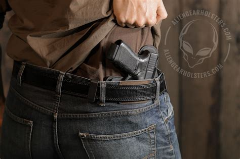 best concealed carry holster concealed carry methods best and worst ways to conceal