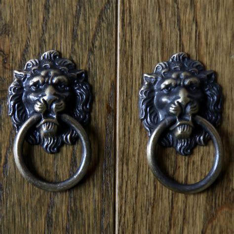 lion head cabinet pulls lion head wardrobe door knobs kitchen cabinet pulls