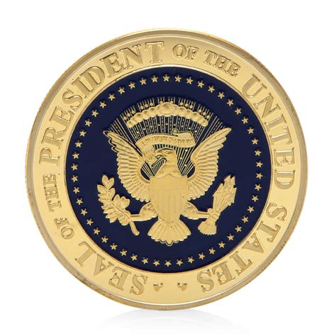donald trump for president caign donald trump commemorative challenge coin 45th president