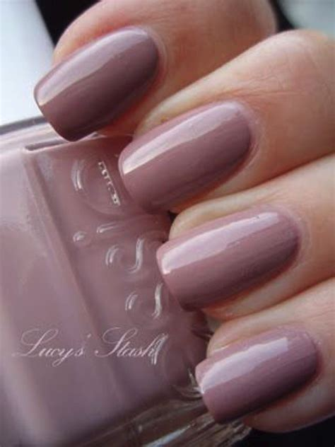Nails For You by 17 Extravagant Mauve Nails You Are Going To