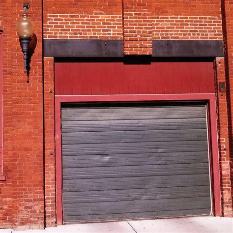 Garage Door Opens And Stops by Garage Door Opener Stops While Closing Techpaintball