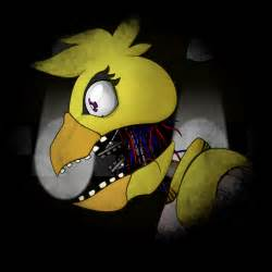 Fnaf 2 chica by basilloon on deviantart