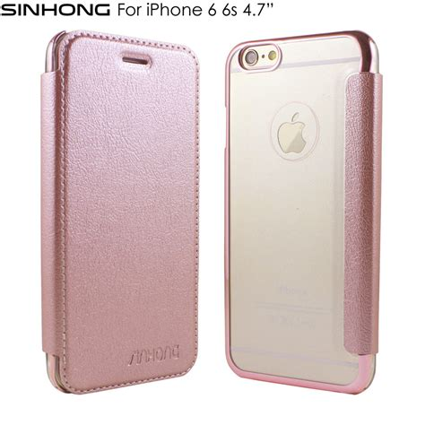 Luxury Bumper For Iphone 6 6g 6s Iphone6 Apple Acc Casing luxury brand wallet cell phone for iphone 6 6s