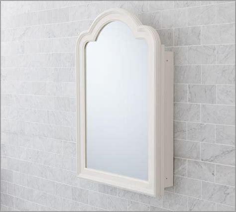 barn door medicine cabinet with mirror d orsay wall mounted medicine cabinet pottery barn