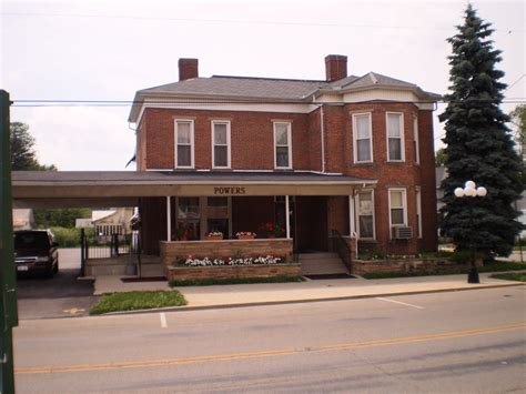 powers funeral home jamestown oh funeral home and cremation