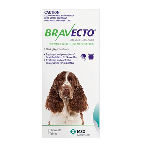 bravecto for dogs reviews bravecto for medium dogs 10 20kg green 52 12