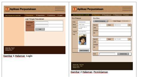 tutorial desain web sekolah modul pembuatan aplikasi berbasis web quot perpustakaan quot smk