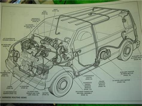 car engine manuals 2005 gmc safari head up display 1993 gmc safari van electrical diagrams service manual ebay
