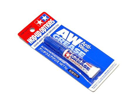 53439 Tamiya Anti Wear Grease 3g tamiya hop up options anti wear grease 3g 53439 ebay