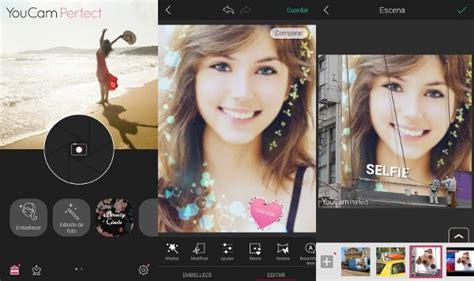 ver imagenes en webcam 10 aplicaciones para tomar selfies con efectos y pegatinas