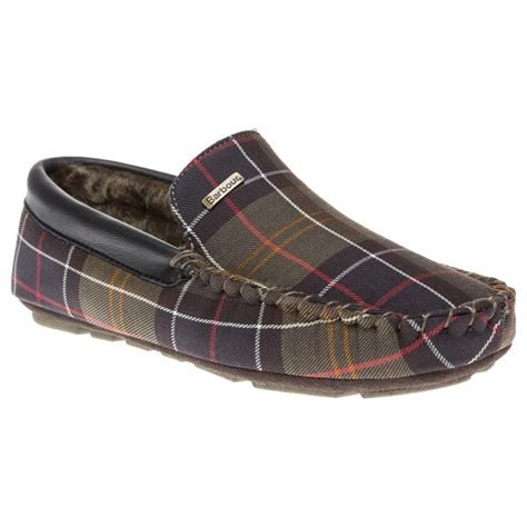 barbour slippers mens classic barbour monty slippers at soletrader