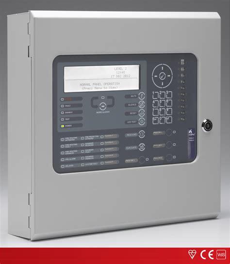 Alarm Panel eur 5100n single loop alarm panel eurotech systems