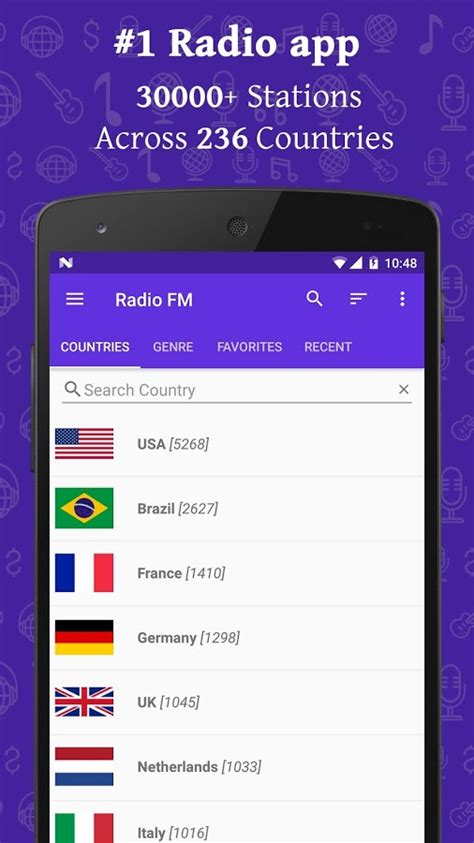 radio app android radio fm android apps on play
