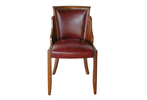 Bistro Dining Chairs 1930 S Deco Set Of 6 Dining Room Chairs Bistro Omero Home
