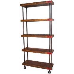 pipe shelving unit industrial wood steel pipe cast iron shelving storage