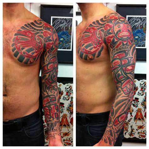 tattoo nation sydney haida tattoos japanese tattoos rhys gordon sydney tattoo