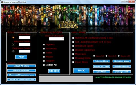 best lol chions how to hack chions lol league of legends chions league