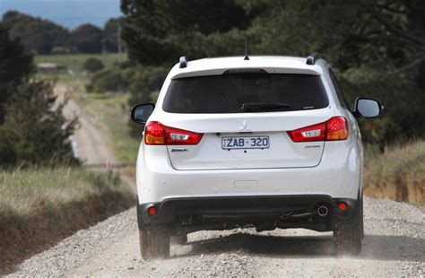 mitsubishi asx 2014 2014 mitsubishi asx extra features mechanical tweaks