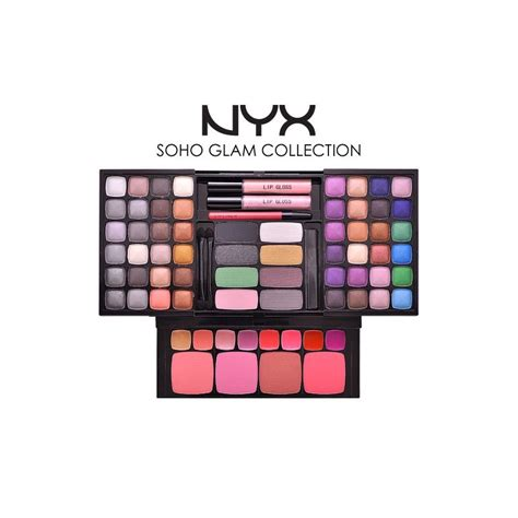 nyx soho glam collection beautykitshop
