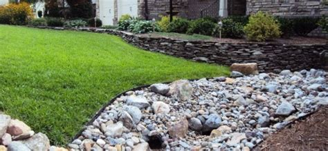 Backyard Drain by Raleigh Nc Lawn Drainage System Installation Images Frompo