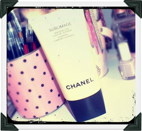 chanel essential comfort cleanser chanel sublimage essential comfort cleanser i know all