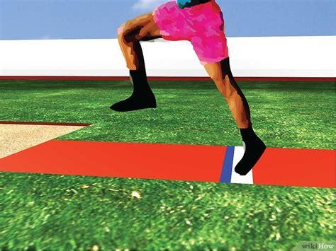 pedana salto in lungo come vincere nel salto in lungo 7 passaggi