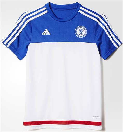 Chelsea Prematch Black chelsea 2016 and pre match shirts revealed footy headlines