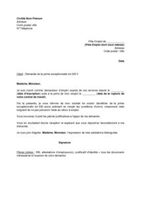 Modele courrier droit d'option pole emploi | Roger bontemps