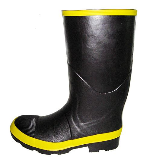 china s steel toe rubber boots photos pictures