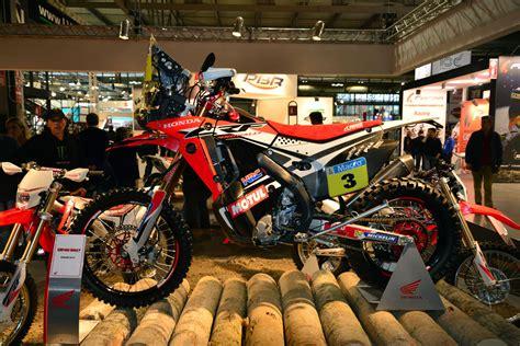 italian motocross bikes dirt bike magazine eichma show milan italy