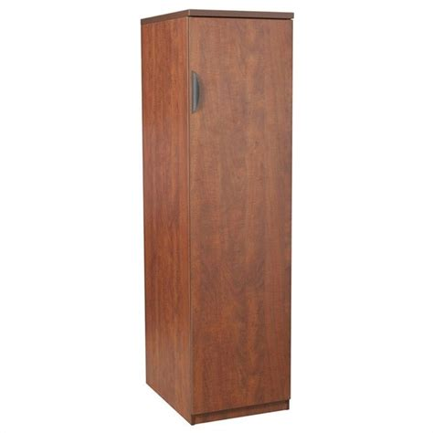 Sauder Palladia Armoire Cherry by Palladia Wardrobe Armoire In Cherry 411843