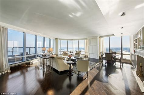 appartment manhattan inside the 118 5 million two story property also the most expensive apartment in