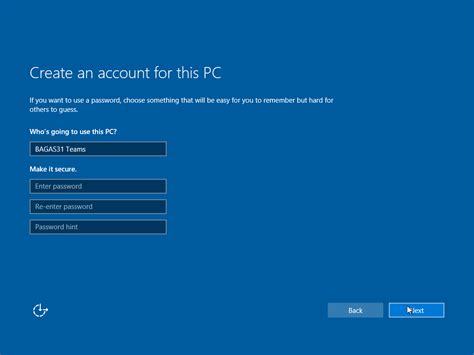 windows 10 reserve tutorial tutorial cara install windows 10 menggunakan flashdisk dan