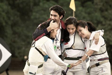 film kisah nyata indonesia yang menginspirasi 3 srikandi perjuangan atlet panahan yang menginspirasi