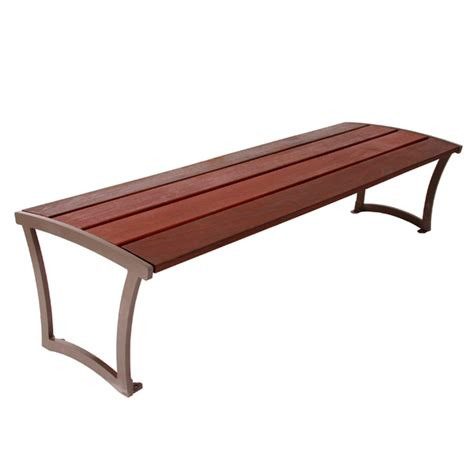 ultraplay madison ipe wood outdoor bench 6 l 72 i6