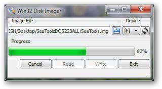 membuat usb bootable dos cara membuat bootable seagate seatools dengan usb disk