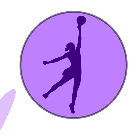 design a netball logo netball balls cartoon clipart best
