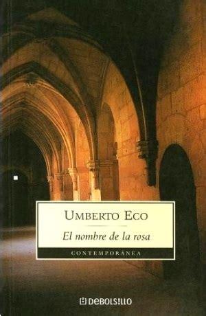 descargar el nombre de la rosa libro libros resumen de el nombre de la rosa