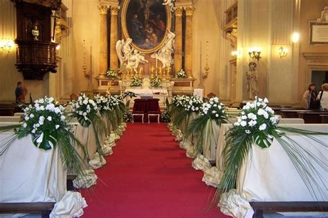 addobbi banchi chiesa matrimonio addobbi matrimonio chiesa fiorista addobbi matrimonio