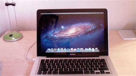 Macbook Pro Late i got my macbook unboxing late 2008 aluminum