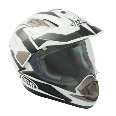 motocross helmet with visor gsb motocross motorcycle scooter mopid adventure racing