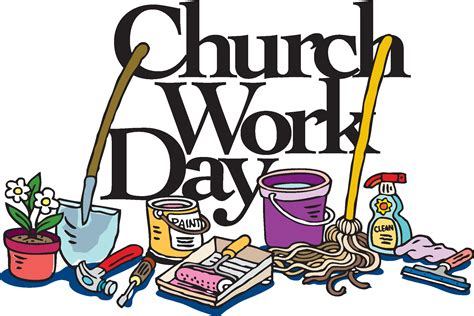 all church work day fee fee baptist church bridgeton