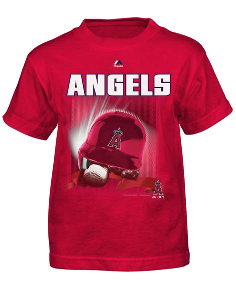 Sweater Los Angeles Redmerch majestic toddlers los angeles of anaheim kinetic helmet t shirt in for lyst