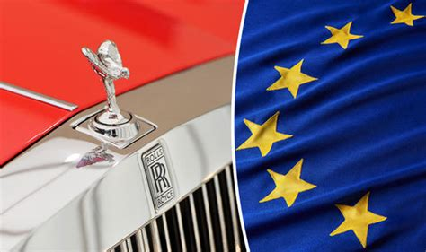 Business Letter Brexit Rolls Royce Bosses Warn Uk Staff A Brexit Would Damage For