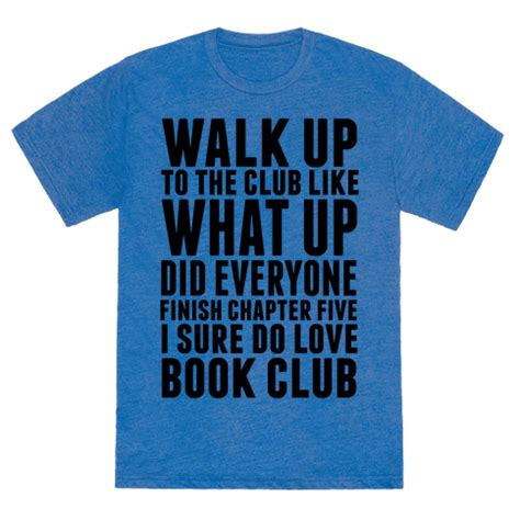 design love fest cookbook club human walk up to the club like what up did everyone