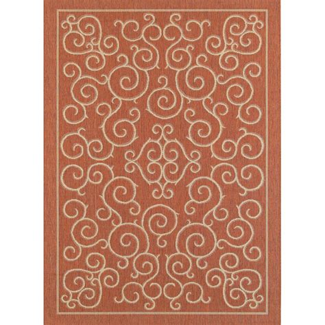 outdoor area rugs home depot lanart grass shag green 5 ft x 7 ft indoor outdoor area rug grashag5x7gn the home depot