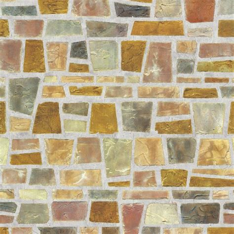 self adhesive wall paper trapezium stone brick self adhesive wallpapers