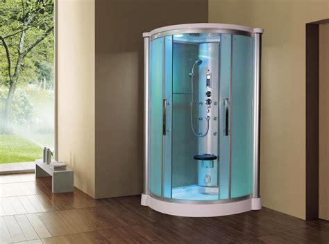 Enclosed Bath And Shower Unit 42 Quot Eagle Bath Ws 801l Fg Steam Shower Enclosure Unit